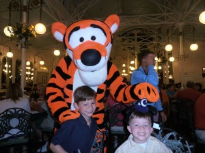 We love the Disney Dining Plan.  They lose money on us!